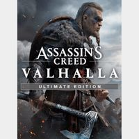 Assassin's Creed Valhalla - Ultimate Edition - XBOX ONE
