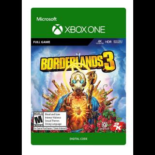 Borderlands 3: Standard - (Xbox One)