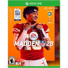 Madden NFL 20 - Standard Edition - Xbox One - INSTANT DELIVERY