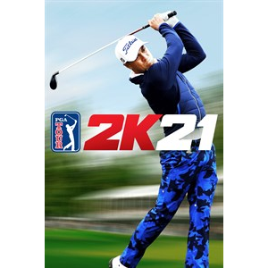 PGA TOUR 2K21 - XBOX ONE (STANDARD EDITION)