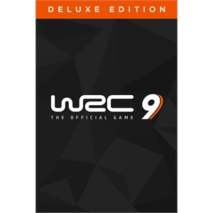 WRC 9 - Deluxe Edition FIA World Rally Championship - XBOX ONE - USA