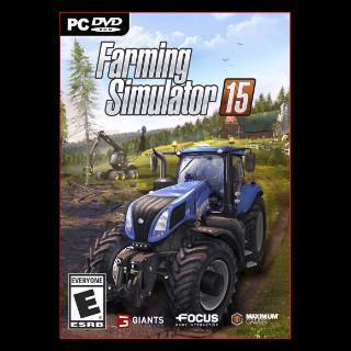 Farming Simulator 15 GIANTS Key GLOBAL instant