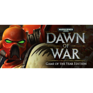 Warhammer 40,000: Dawn of War® - Game of the Year Edition Steam