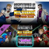 Sentinels of the Multiverse + DLC. Base Game + Shattered Timelines DLC Bundle (Steam Key)