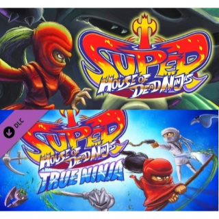 Super House of Dead Ninjas + DLC Steam Key