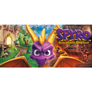 Spyro™ Reignited Trilogy (Steam)