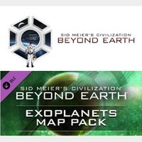 Sid Meier's Civilization: Beyond Earth + Exoplanets Map Pack (Steam)
