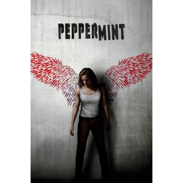 Peppermint (Vudu HD) - Digital Movies - Gameflip