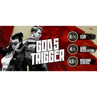 God's Trigger (Steam)