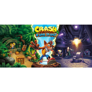 Crash Bandicoot™ N. Sane Trilogy (Steam)