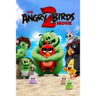 The Angry Birds Movie 2 | HD | MA | Vudu