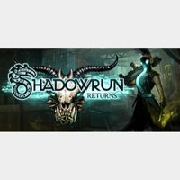 Shadowrun Returns Steam Key