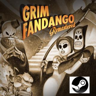 Grim Fandango Remastered Steam Key