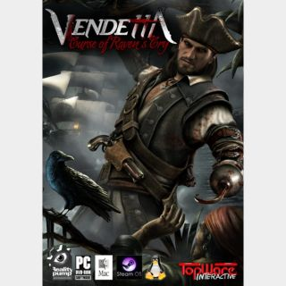 Vendetta: Curse of Raven's Cry - US ONLY!