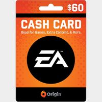 $60.00 EA Origin! (US Only)