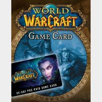 World of Warcraft 60-days time card (US Only)