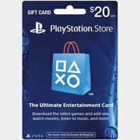 $20 Playstation Store Gift Card (USA) - Great price!