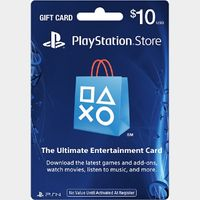 $10 Playstation Store Gift Card (USA) - Great price!