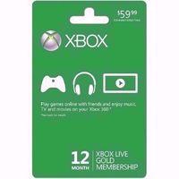 Xbox Live Gold Membership (12-Month)