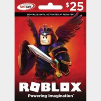 Roblox $25.00 (US Only!)