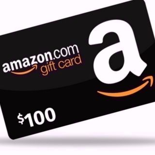 $100 Amazon (US Only) - Great Deal!