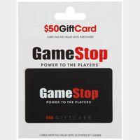 GameStop $50 Gift Card