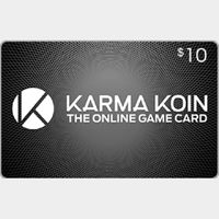 Karma Koin $10 - Great deal, great price!