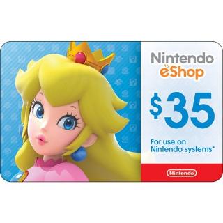 Nintendo eShop $35 Gift Card (USA)