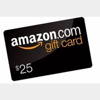 $25 Amazon (US Only) - Great Deal!