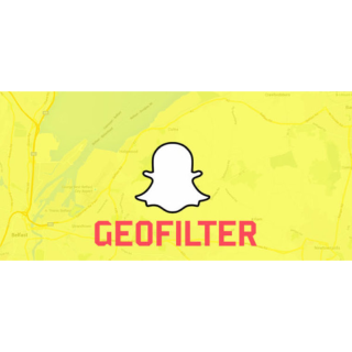 I will make and publish a Geofilter for you on Snapchat