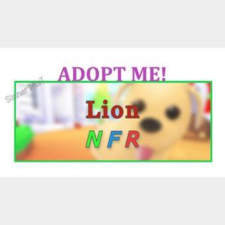 Pet   Lion NFR