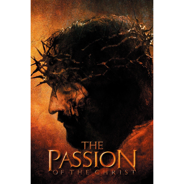 The Passion Of The Christ Hd Uv Digital Copy