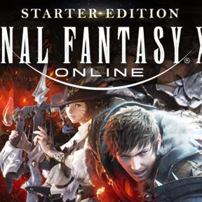 (INSTANT DELIVERY) Final Fantasy XIV Online Starter Edition