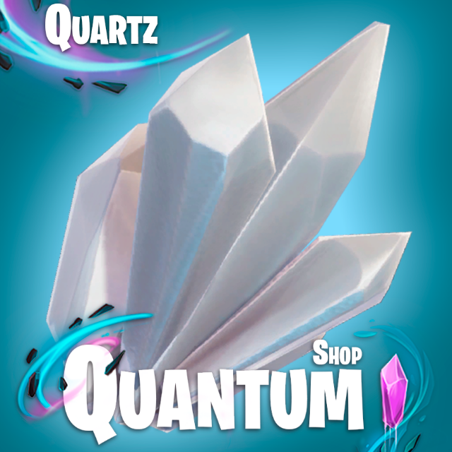 Quartz Crystal | 10 000x