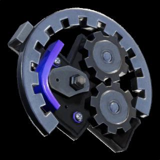 Sleek Mechanical Parts   10 000x