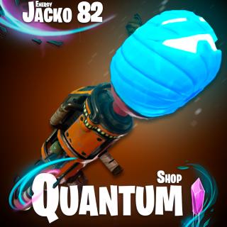 Jack O Launcher | x10 ENERGY JACKO 20/20