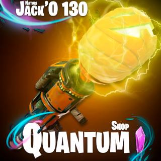 Jack O Launcher | NATURE JACKO 20/20