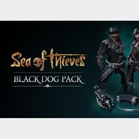 Sea of Thieves - Black Dog Pack XBOX