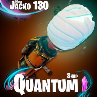 Jack O Launcher | LEGACY WATER JACKO 20/20