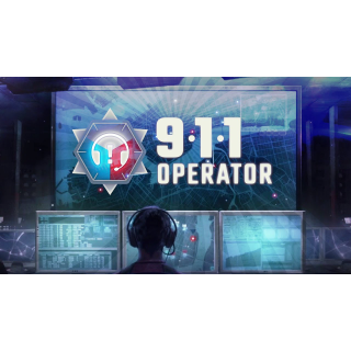 911 Operator + specail resources DLC instant delivery steam key