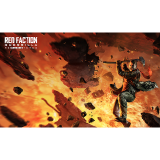 Red Faction Guerrilla Re-Mars-tered : instant delivery steam key