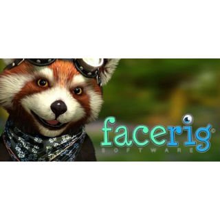 [Automatic Delivery] Facerig Steam Key Global