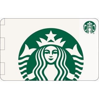 $100.00 Starbucks WITH PIN SINGLE INSTANT USA
