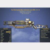 Weapon   TSE90 Auto. Laser Rifle