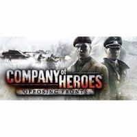 Company of heroes opposing fronts steam game.
