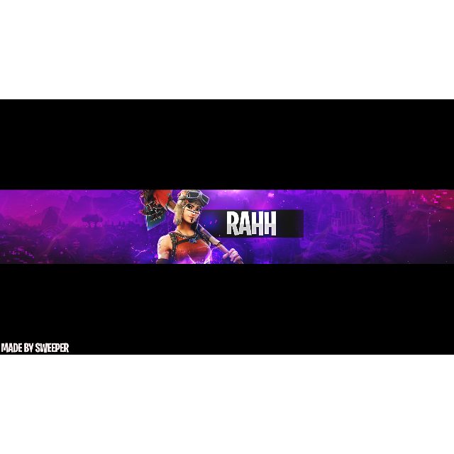 Hd Fortnite Youtube Banner Any Style You Want Other Gameflip
