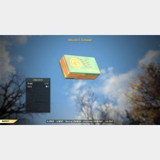 Ammo | 5k Ultracite 5.56 Round