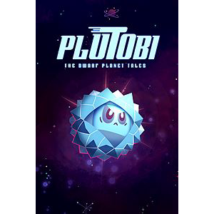 XB1 Game Code - Plutobi: The Dwarf Planet Tales