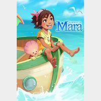 XB1 Game Code - Summer in Mara