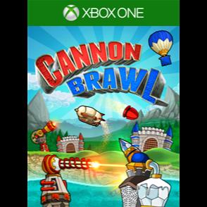 XB1 Game Code - Cannon Brawl